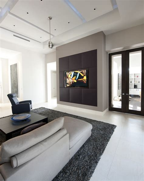 glamorous massaging chair in family room contemporary with