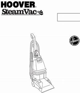 Hoover Vacuum Cleaner F5906900 User Guide