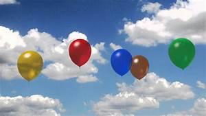 Blender - Balloons Animation