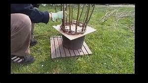 Vertikale Gärten Selber Machen : kreative rankhilfen f r den urbanen garten youtube ~ Bigdaddyawards.com Haus und Dekorationen