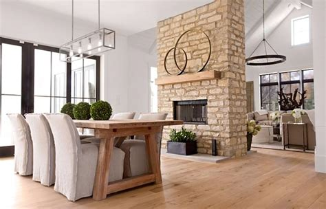 two sided fireplace 22 sided fireplaces in dining rooms home design lover