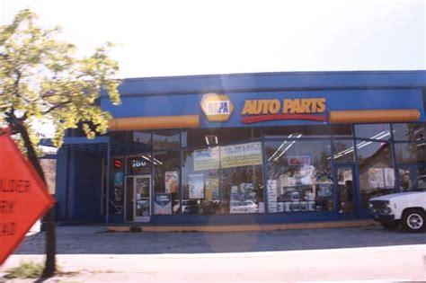 napa auto parts redwood city ca yelp