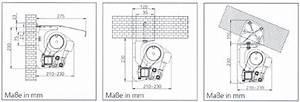 Markise Mit Montage : montage details gelenkarmmarkise s300 ~ Frokenaadalensverden.com Haus und Dekorationen