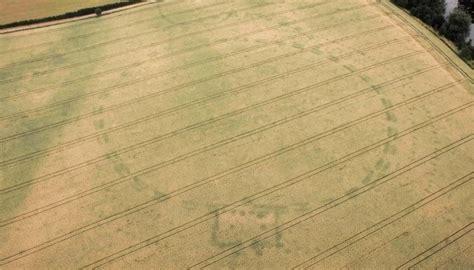 crop circle reveals monument older  stonehenge newshub