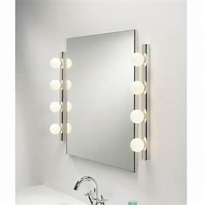 salle de montre pour salle de bain dootdadoocom idees With porte d entrée pvc avec eclairage miroir salle de bain design