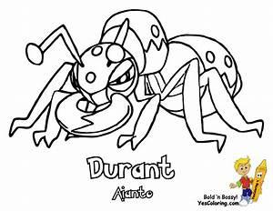 Dynamic Pokemon Black And White Coloring Sheets ...