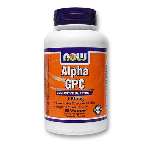 Alpha GPC Review (UPDATE: Dec 2017)   6 Things You Need to ...