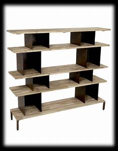 Bibliothèque D Angle Ikea : etagere bois woodstock ~ Melissatoandfro.com Idées de Décoration