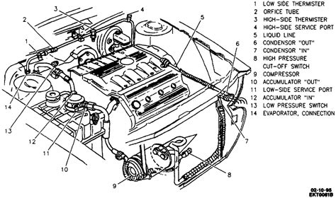 1996 Cadillac Concour Engine Diagram by I A 1997 Cadillac Concours My Problem Is That The