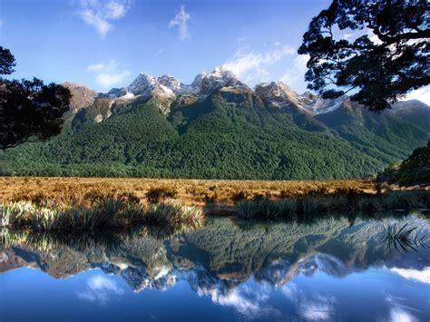 Beautiful Mountain Landscape 2 Wallpaper 2560x1600 ...
