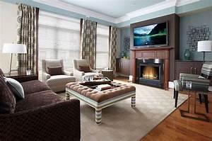Welche Farbe Passt Zu Braun Möbel : 1001 ideen zum thema welche farben passen zusammen ~ Markanthonyermac.com Haus und Dekorationen