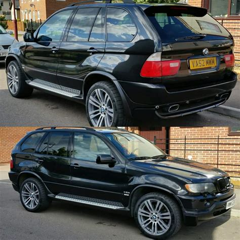Spotless 2002 Bmw X5 46  46is V8 With Brc Lpg 333m