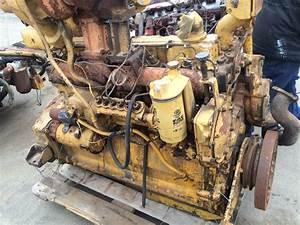 Cat 3406c Cat 980c Wheel Loader Engine