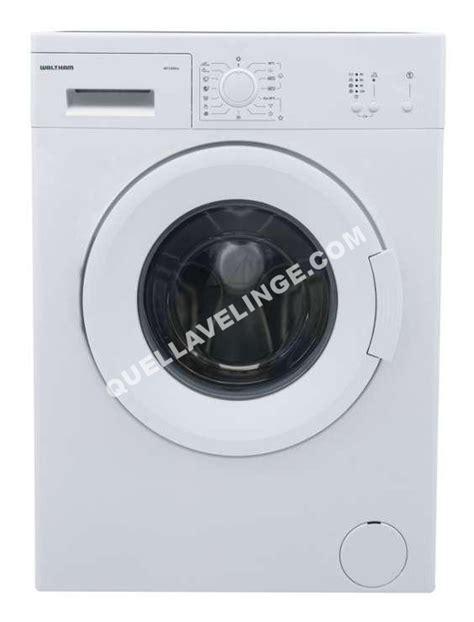 lave linge waltham lave linge frontal wt1005ll au meilleur prix