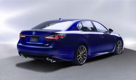 2019 Lexus Gs F First Drive Perfomance And Price 2018
