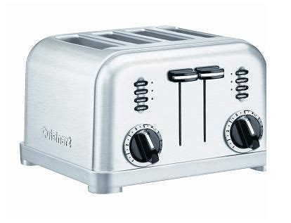 cuisinart tostapane cuisinart tostapane quattro fette attrezzatura per cucina