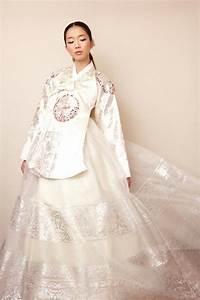 18429 best korea hanbok images on pinterest korean for Hanbok wedding dress