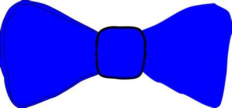 blue bowtie clip art  clkercom vector clip art