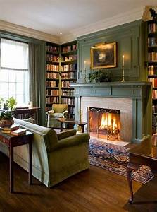 The, Best, Living, Room, Designs, With, Fireplace, Which, Will