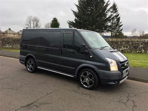 ford transit sport ford transit sport 140 1 previous keeper sea grey in