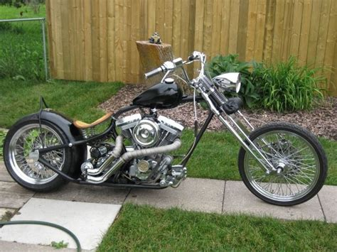 25+ Best Ideas About Chopper Motorcycle On Pinterest