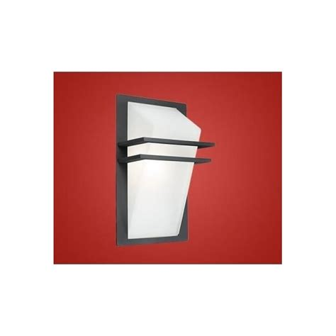 eglo eglo 83433 park 1 light modern outdoor wall light