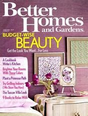 better homes garden magazine 4 99 year