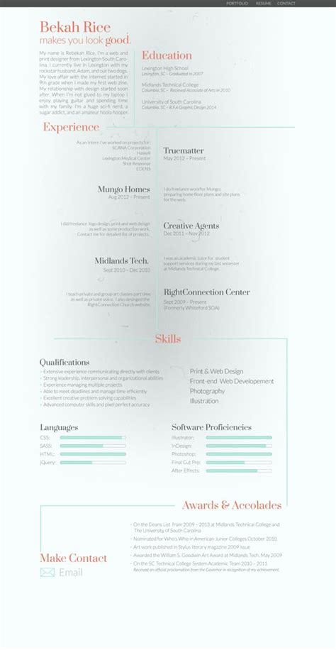 Creative Resume Heading by Pin By Aaron Sheppard On Design Resumes