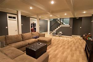 mullaghmore drive traditional basement other metro With room painting ideas for basement rec