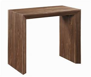 Ikea Table Bois : table console extensible ikea ~ Teatrodelosmanantiales.com Idées de Décoration