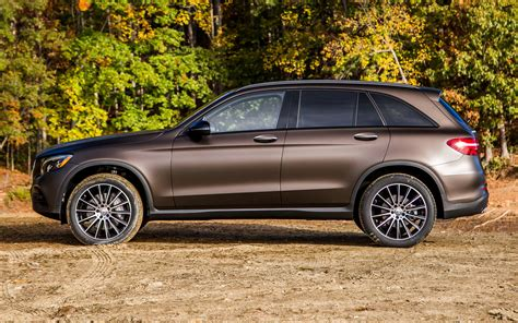 Mercedes Glc Class Wallpapers by 2016 Mercedes Glc Class Amg Styling Us Wallpapers