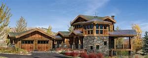 Post And Beam Home Plans Colorado
