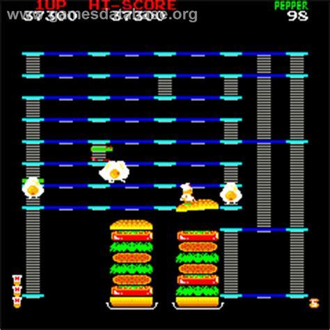 Burger Time Arcade Games Database
