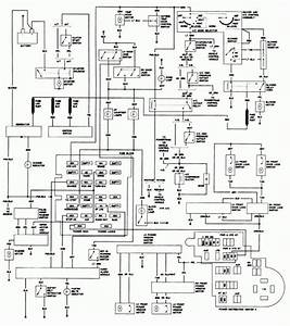 1993 Chevy Truck Wiring Diagram And S Wiring Diagram In 2020