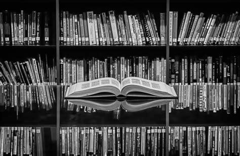 open book printed  black white  passion