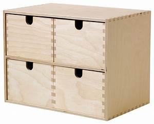 Bac De Rangement Ikea : boite rangement commode ikea ~ Melissatoandfro.com Idées de Décoration