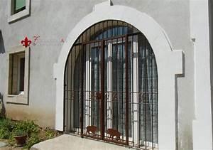 Grille de secutite pour porte fenetres et baie vitree a for Grille de protection pour porte fenetre