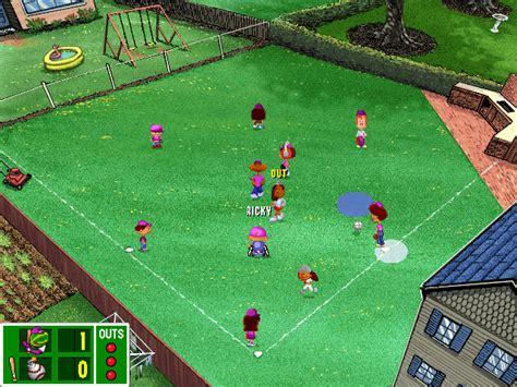 Backyard Baseball 1997 by Backyard Baseball Windows My Abandonware