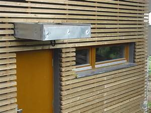 Dřevěná fasáda montáž