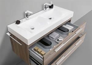 Doppelwaschbecken Mit Unterschrank Und Spiegelschrank : doppelwaschtisch unterschrank 120cm ~ Watch28wear.com Haus und Dekorationen