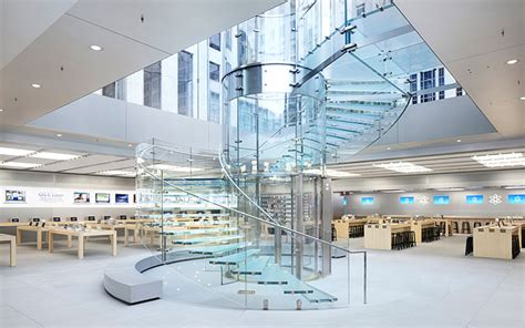 2006 Apple Store, New York City  Structural Glass