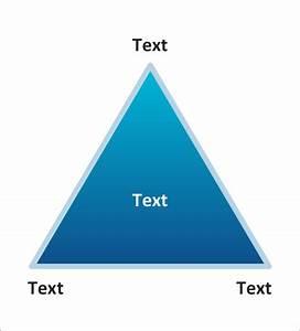 3d Segmented Pyramid Chart