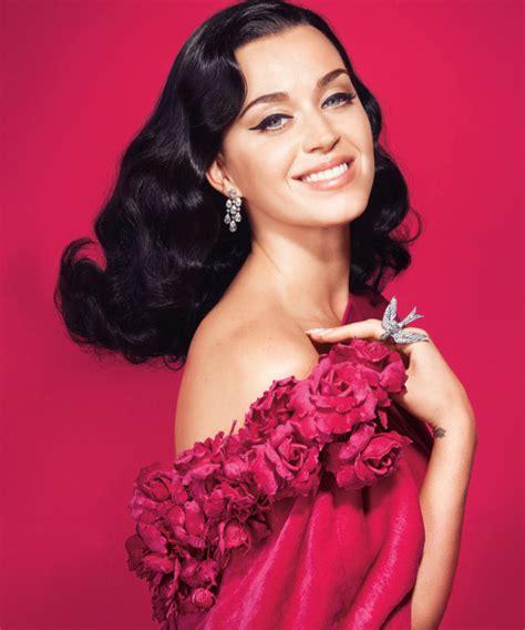 Katy Perry By Camilla Akrans For Harper's Bazaar October
