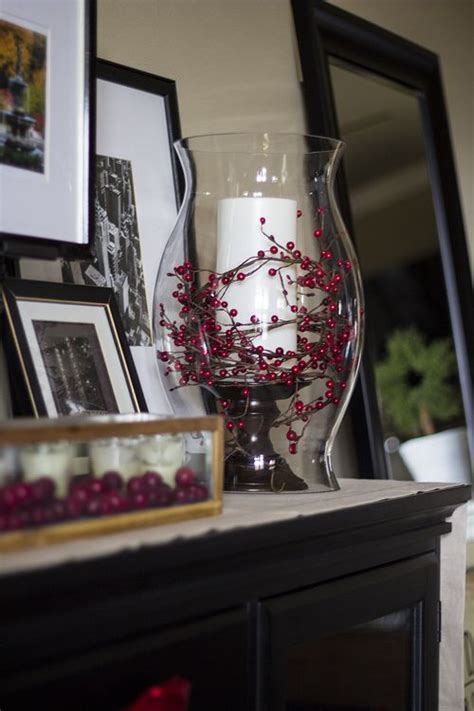 Decorating Ideas For Hurricane Vases by 25 Best Ideas About Hurricane Centerpiece On