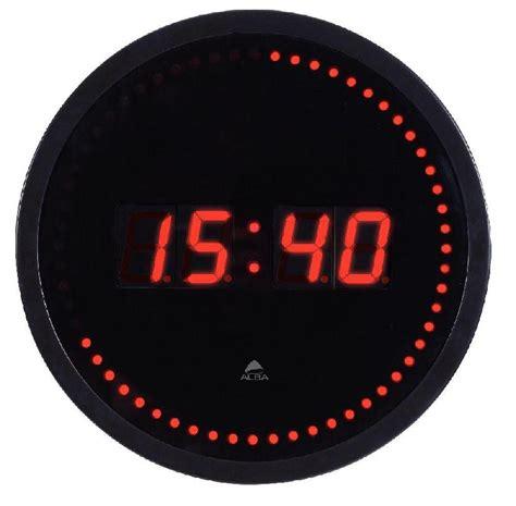 horloge digitale murale a pile horloges numeriques tous les fournisseurs horloge electronique horloge digitale