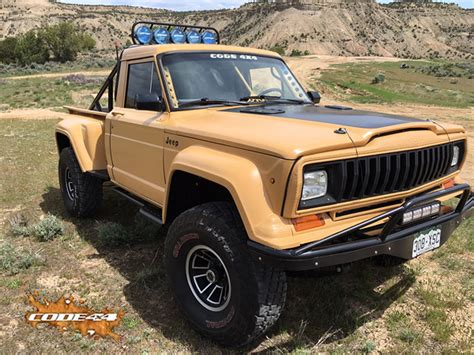 Jeep Honcho Restoration Restomod Tricked Out And Customized