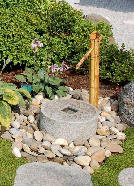 Quellstein Japanischer Garten by Zenigata Japanische Wasserbecken Quellsteine