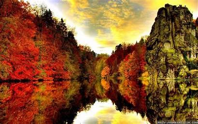 Autumn Wallpapers Wood Woods Fall Desktop Backgrounds
