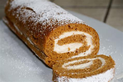 pumpkin cake roll bake a holic pumpkin roll