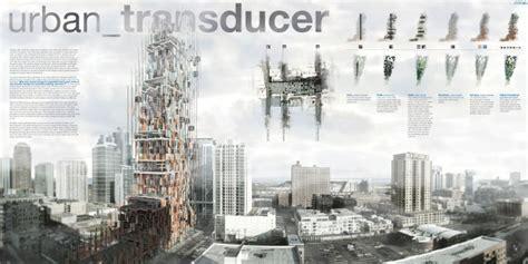 urban transducer skyscraper produces energy  noise